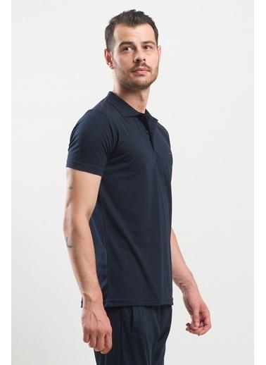 Slazenger Slazenger SPIRIT Erkek T-Shirt  Lacivert